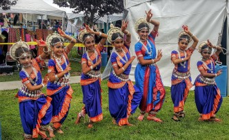15th Annual Bay Area Diwali a Festival of Lights Celebration