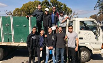 SJSU Marketing Association Partners With Our City Forest