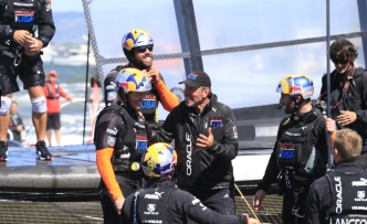 Will America's Cup 2016 Return to San Francisco Bay?