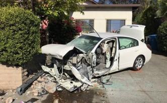 Teen Killed, 2 Injured in Solo Car Crash in Novato