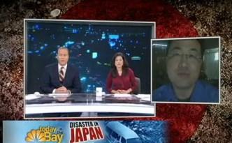 Kiriyama: Families Flee Sendai, SF Visitors Leaving Tokyo