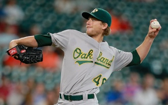 Oakland Bullpen Falters as A's Get Swept by Astros