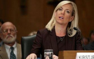 Kirstjen Nielsen Confirmed as Homeland Security Secretary