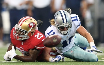Ward Eager to Find His Spot in 49ers' Secondary