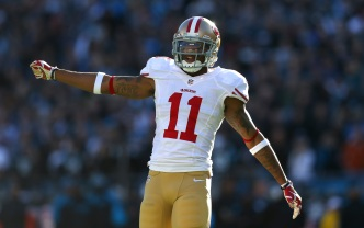 Niners' Patton Says Third Year Will be His Best