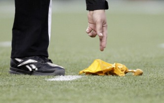 Del Rio Isn't Too Concerned With Raiders Penalties