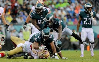 Niners' Ugly Season Reaches Historic Low