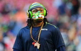 Marshawn Lynch Involved in Fight Outside SF Bar: Report