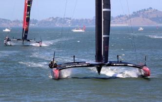 America's Cup Economic Impact Lower Than Projected