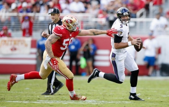 Niners' Lynch is Among NFL's Best Second-Year Players