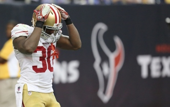 Niners' Once-Deep Running Back Corps Depleted