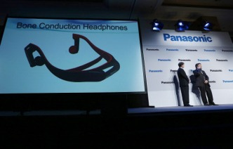 Panasonic Unveils Bone-Conduction TV Headphones