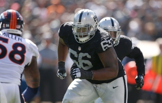 Raiders' Gabe Jackson Becoming a Force