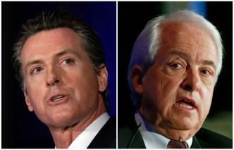 Gubernatorial Candidates Spar on Vision for California