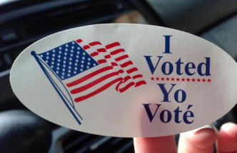 """""""I Voted"""": NBC Bay Area Viewers Head to the Polls"""