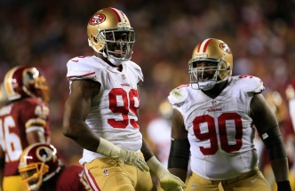 Dorsey Could Have Key, Versatile Role for 49ers in 2015