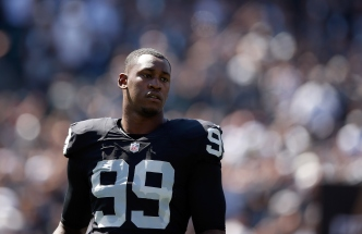 Raiders' Smith Suspended for 1 Year