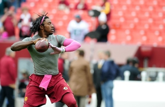 49ers Might Be Among Suitors for Robert Griffin III