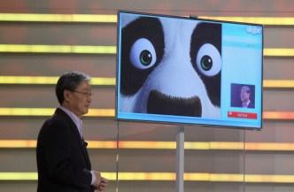 Samsung's 'Smart TV' Actually Multi-Screen