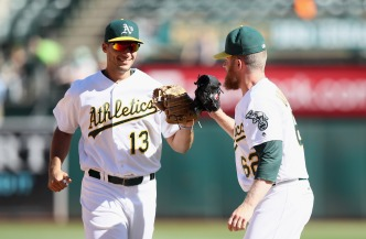 Jharel Cotton Turns in Stellar Effort, A's Power Past Texas
