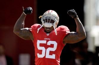 49ers LB Patrick Willis Says Goodbye