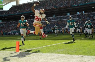Niners Come Close to Breaking Losing Streak