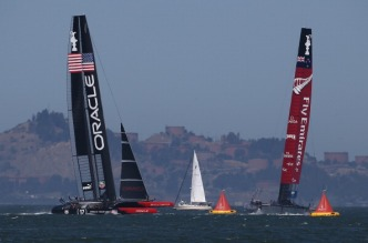 Team USA Wins Race 12, Lives to Race Again