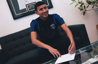 Earthquakes Sign 14-Year-Old Goalkeeper From Salinas