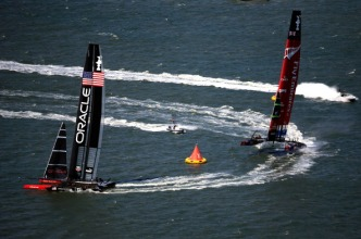 This Could be Final Weekend For America's Cup