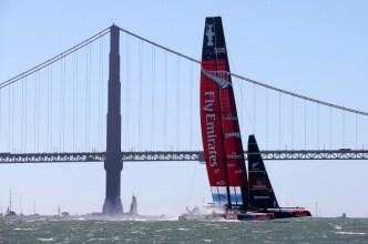 High Winds Cancel America's Cup Racing