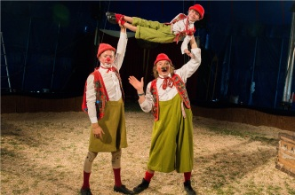Celebrating 175 Years Under the Big Top