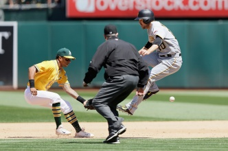 A's Swept By Pirates, Losing Streak at Four