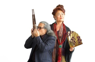 Celebrate 40 Years as Performing Duo: Uncle Gunjiro's Girlfriend