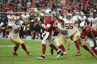 Niners' Late Rally Can't Stave Off Eighth Straight Defeat