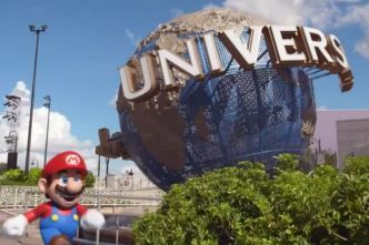 Universal Studios Adding Nintendo-Themed Area