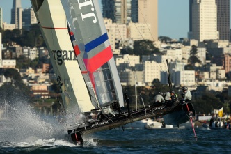 Big America's Cup Shake Up in Team Oracle