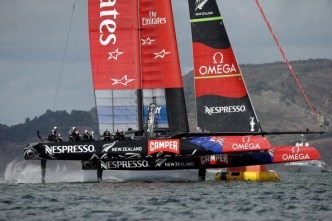 New Zealand Fans Holding Onto Hope for Win in America's Cup