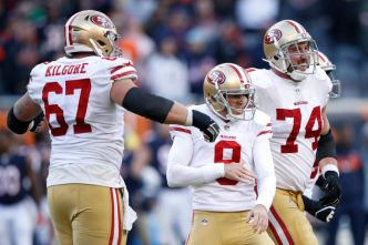 Niners Gave Garoppolo Great Protection Against Bears