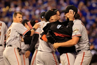 Giants World Series Victory Parade Set for Friday