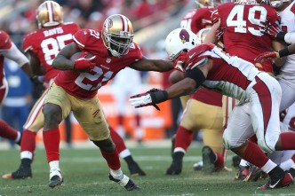 Gore May Stay With 49ers