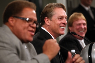 Raiders Will be Aggressive in Free Agency