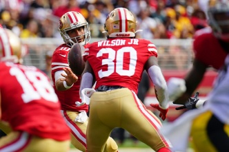 49ers Come Back to Beat Steelers For Third Straight Win