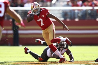 49ers Blow Early 14-Point Lead, Lose Sixth Straight to Bucs