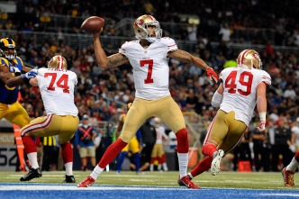 49ers' Offense Goes Nowhere in Loss to Rams