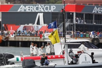 America's Cup Racing Schedule on NBC Bay Area  and COZI-TV