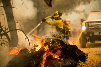 Community Meeting for People Affected by Loma Fire