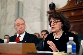California Sen. Feinstein Resting After Pacemaker Procedure