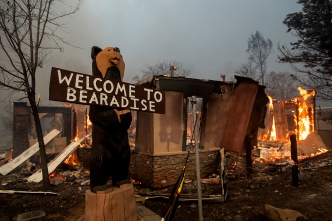 Remembering the Sweet Life of a Town Wiped Out by Wildfire