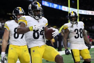 Raiders Players See Antonio Brown as a Positive Force