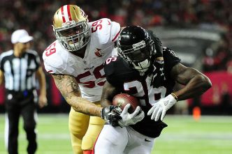 Slimmed-Down Aaron Lynch Excited for New Role